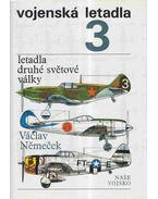 Vojenská letadla 3.