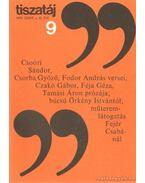 Tiszatáj 1979. szeptember 33. évf. 9. - Vörös László
