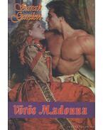 Vörös Madonna - Garden, Sarah