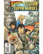 Supergirl and the Legion of Super-Heroes 22. - Waid, Mark, Kitson, Barry, Tony Bedard