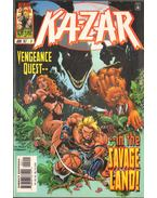 Ka-zar Vol. 2. No. 2 - Waid, Mark, Kubert, Andy