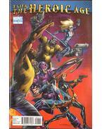 Enter the Heroic Age No. 1 - Walker, Kev, Jeff Parker