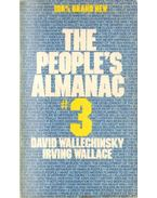 The People's Almanac 3. - Wallace, Irving, Wallechinsky, David
