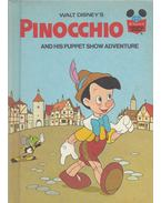 Pinocchio and his puppet show adventure - Walt Disney