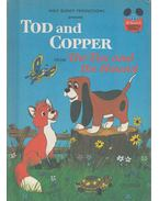 Toddler and Copper - Walt Disney