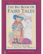 The Big Book of Fairy Tales - Walter Jerrold