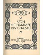 Von Mohammed bis Ghazali - Walter Otto