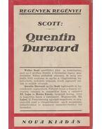 Quentin Durward I-II. - Walter Scott