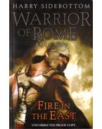 Warrior of Rome: I - Fire in the East