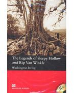 The Legends of Sleepy Hollow and Rip Van Winkle - CD - Level 3 - Elementary - Washington Irving