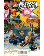 Weapon X Vol. 1 No. 1
