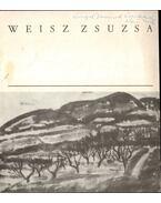 Weisz Zsuzsa (dedikált)
