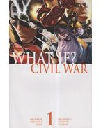 What if? Civil War No. 1.