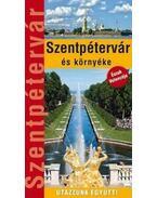 Szentpétervár és környéke - Útikönyv - Wierdl Viktor