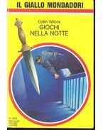 Giochi Nella Notte - Wilcox, Collin