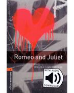 Romeo and Juliet - Oxford Bookworm Library 2 - MP3 pack - William Shakespeare