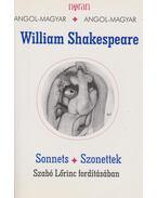 Sonnets / Szonettek - William Shakespeare