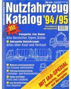 Nutzfahrzeug Katalog '94/95. - Willms, Oliver (szerk.)