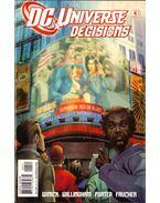 DC Universe: Decisions 4. - Winick, Judd, Willingham, Bill, Porter, Howard