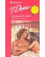 Carolina on My Mind - Winston, Anne Marie