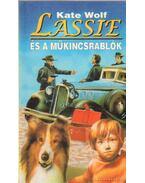 Lassie és a műkincsrablók - Wolf, Kate