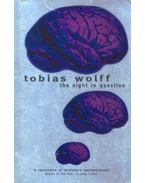 The Night in Question - WOLF, TOBIAS