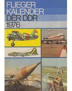 Fliegerkalender der DDR 1976 - Wolfgang Sellenthin