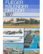 Fliegerkalender der DDR 1977 - Wolfgang Sellenthin