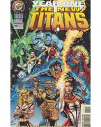 The New Titans Annual 11. - Wolfman, Marv, Land, Greg