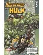 Ultimate Wolverine vs. Hulk No. 5