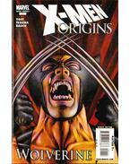 X-Men Origins: Wolverine No. 1