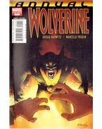Wolverine Annual No. 1