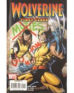 Wolverine: First Class No. 1