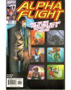Alpha Flight Vol. 2. No. 13 - Wood, Ashley, Rouleau, Duncan Bob, Seagle, Steve