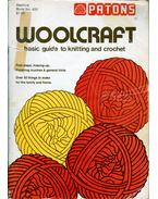 Woolcraft: Basic guide to knitting and crochet