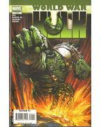 World War Hulk No. 1