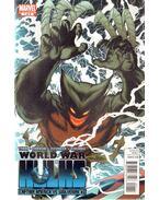 World War Hulks: Wolverine vs. Captain America No. 1