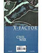 X-Factor No. 8