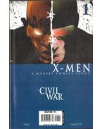 Civil War: X-Men No. 1