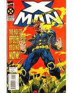 X-Man Vol. 1. No. 1