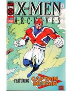 X-Men Archives Featuring Captain Britain Vol. 1 No. 1