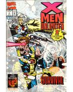 X-Men Unlimited Vol. 1. No. 1