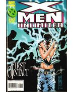 X-Men Unlimited Vol. 1. No. 8