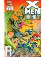 X-Men Unlimited Vol. 1. No. 6