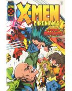 X-Men Chronicles Vol. 1. No. 1.