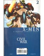 Civil War: X-Men No. 2