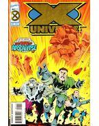 X-Universe Vol. 1 No. 1