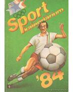Sport kalendárium '84 - Z. Vincze György