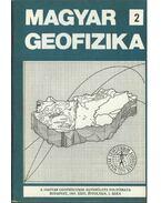 Magyar geofizika XXVI. évf. 2. szám - Zelei András
