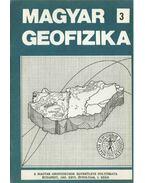 Magyar geofizika XXVI. évf. 3. szám - Zelei András
